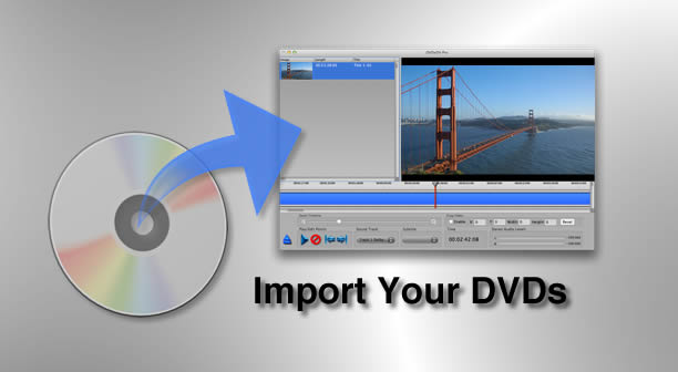 HD video to DVD