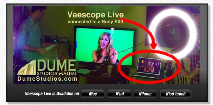 Product - Veescope Live: Chroma Key, Green Screen, Blue Screen