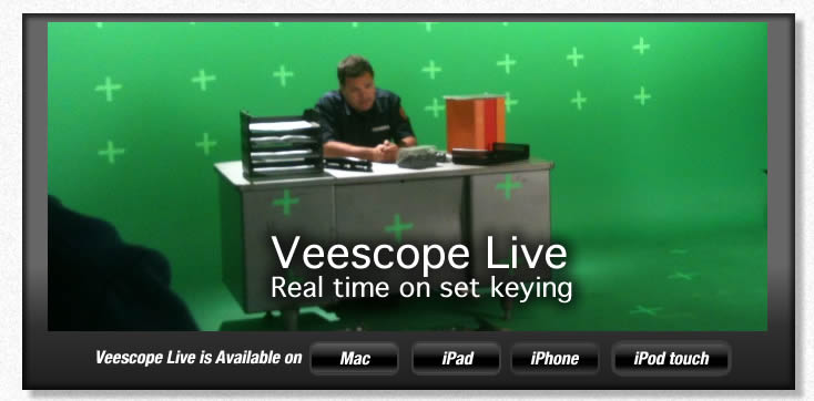 Product - Veescope Live: Chroma Key, Green Screen, Blue Screen